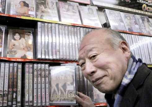 Bintang Film Porno Tertua di Dunia Shigeo Tokuda