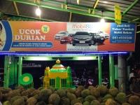 Promo Ucok Durian di Jakarta