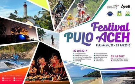 Festival Pulo Aceh 2017