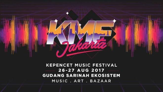 Acara Kepencet Music Festival