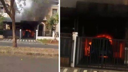 Power bank Sebabkan Mobil Terbakar