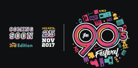 The 90's Festival Digelar November Nanti