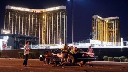 Penembakan di Konser Musik Las Vegas