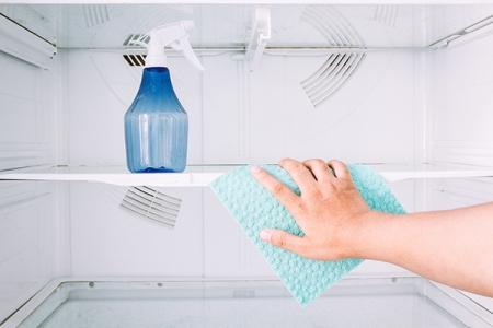 Tips Bersihkan Kulkas Dengan 4 Bahan Murah Ini