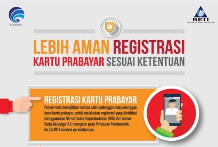 Waspada, Registrasi SIM Card Jangan Ungkap Nama Ibu Kandung