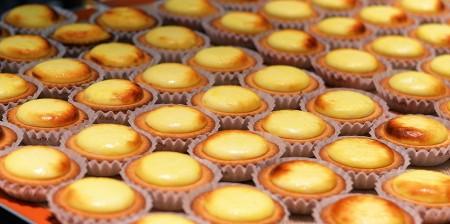 Bake Cheese Tart, Kuliner Keju Jepang Hadir di Indonesia