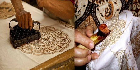 Tips Membedakan Batik Tulis Hingga Print