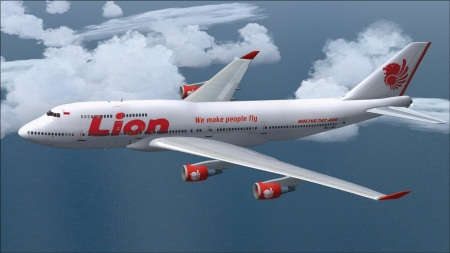 Lion Air Buka Rute Penerbangan Solo-Jeddah