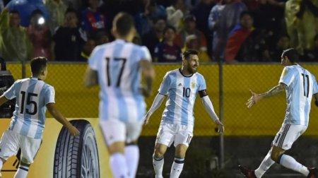 Argentina Lolos Ke Piala Dunia 2018 Rusia