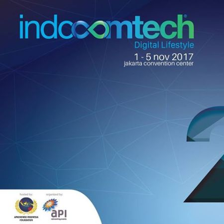 Pameran Indocomtech 2017 JCC