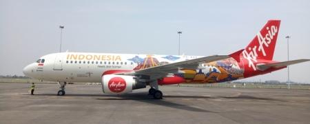 Rute Baru AirAsia ke Pulau Sumatera