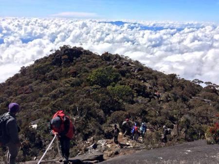 Tips Agar Tidak Tersesat Saat Mendaki Gunung