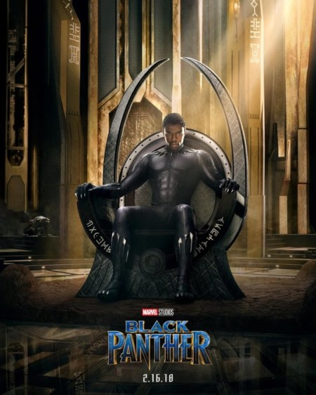 Film Superhero Black Panther