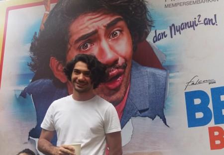 Film Terbaru Reza Rahadian 'Benyamin Biang kerok'