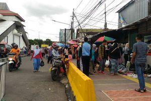 Jalan Stasiun Tanah Abang Ditutup, Rute TransJakarta Berubah