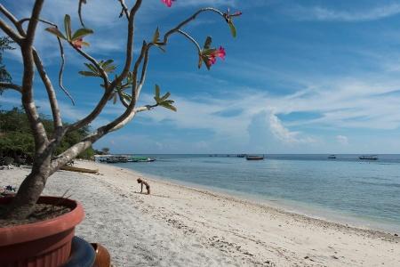 Malam Tahun Baru, Penyeberangan Menuju Tiga Gili di Lombok Tak Beroperasi