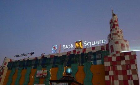Wisata Seru di Kawasan Blok M Jakarta