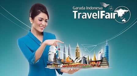 Event Garuda Indonesia Travel Fair Digelar Kembali