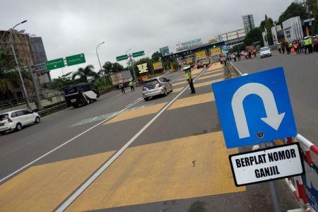 Aturan Ganjil Genap Tol Cibubur, Kunciran, Tangerang Berlaku Mei