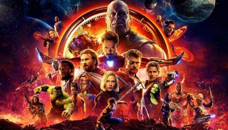 100 Tiket Nonton Avengers: Infinity War di Sini