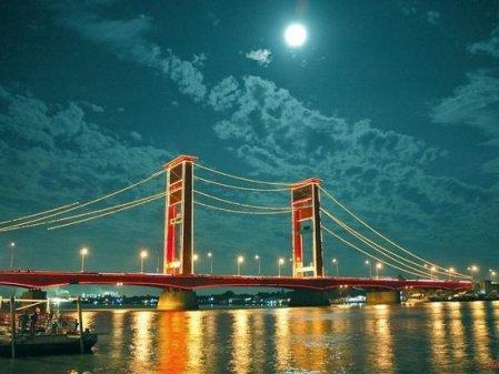 14 Destinasi Wisata Unggulan Palembang