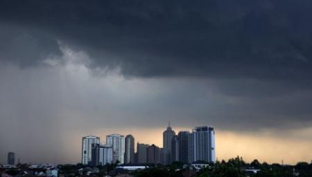 Prakiraan Cuaca Wilayah Jakarta Hari Ini