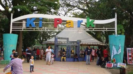 Kambang Iwak Wisata Keluarga di Palembang