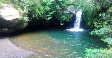 Objek Wisata Alam Curug Cimedang Tasikmalaya