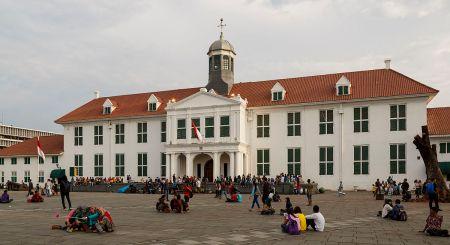 Objek Wisata Kawasan Kota Tua Jakarta