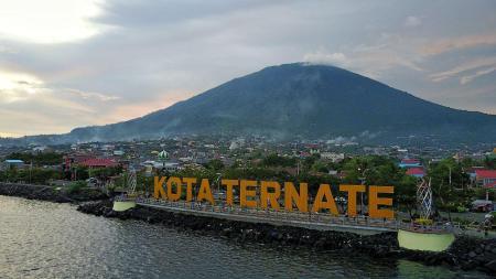 Peninggalan Benteng Bersejarah Kota Ternate